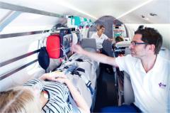 Поисково-спасательные работы с оказанием медицинской помощи