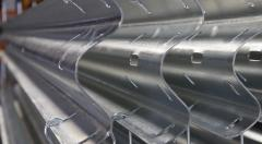 Galvanizing of a metal surface by galvanization