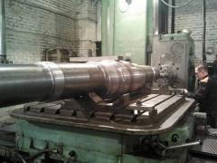Капитальный ремонт эксцентрикового вала СМД-111