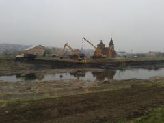 Земляные работы разработка грунта рытье...