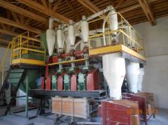 Dismantle of mills of ABM 7, dismantle of mills of