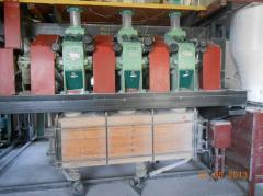 Installation of mills of ABM 7, installation of