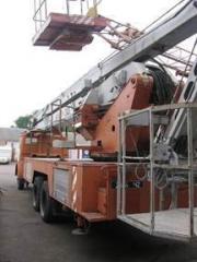 Ремонт пожарной техники