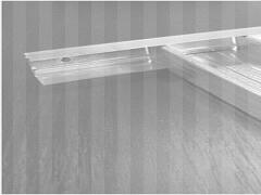 Installation of plasterboard systems, gypsum