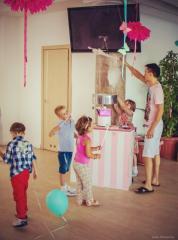 Заказ сладкой ваты на детский день рождения