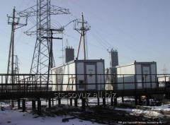 Проектирование электрических подстанций (КТП)
