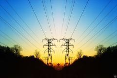 Монтаж системы электроснабжения и освещения