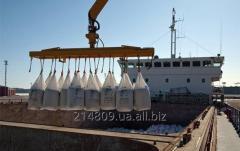 Перевалка экспортных, импортных грузов