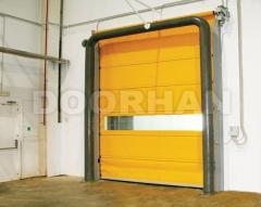 Installation, adjustment of automatic gate
