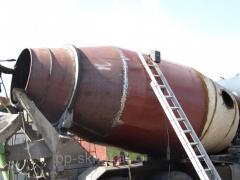 Реставрация и ремонт бетономешалок