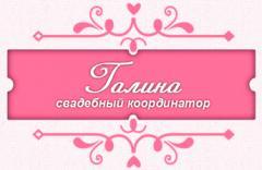 Организация свадьбы, свадебный координатор, проведение свадьбы, организатор свадеб