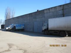 Сдам теплый склад Для хранения семечки подсолнечника Мелитополь