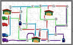 Gps monitoring and transport logistics