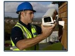 Installation of control and management systems of