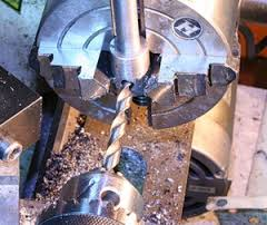 Drilling and expansion of openings with a diameter