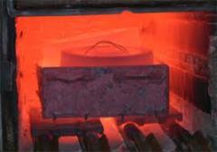 Термическая обработка деталей, Возможен экспорт