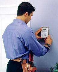 Installation of on-door speakerphones