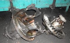 Ремонт редуктора ГАЗ-53