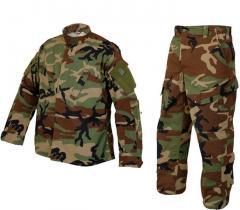 Пошив одежды для зимней охоты