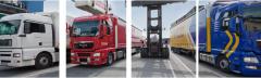 Services of transport logistics