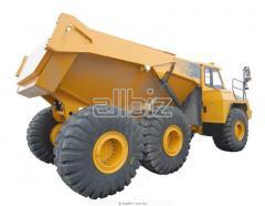 Automobile international transportation of