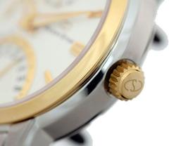 Gilding of the watch