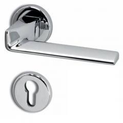 Chromium plating of door handles