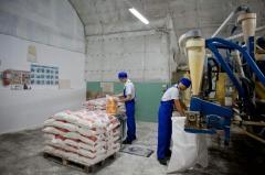 Production of the Vinina flour Vinnytsia