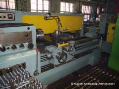 Изготовление токарных изделий под заказ