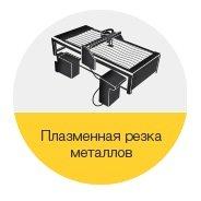 Plasma cutting of metals