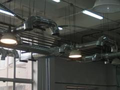 Проектирование, монтаж систем вентиляции и кондиционирования любой сложности