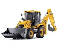 Services of the excavator