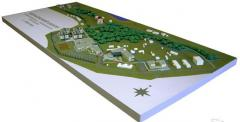 Architectural and planning models