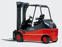 Repair of loaders of linde