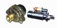 Repair of starters and generators Kiev