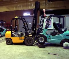 Repair of loaders in Kiev