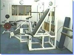 Equipment of turnkey gyms