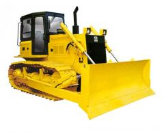 Rent bulldozer dt 75