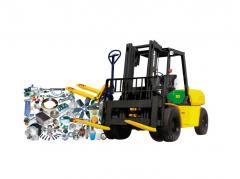 Capital repairs of loaders