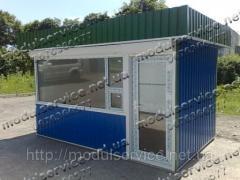I will buy the Pavilion in a krasnopolya
