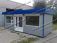 Production of pavilions, booths, pro-slave,