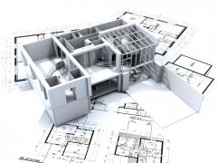 Design of buildings and constructions: