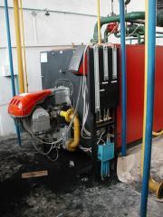 Гидродинамическая очистка от накипи трубопроводов