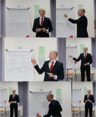 """Master class: """"The first steps in investmen"""