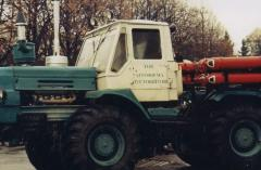 Re-equipment of vehicles on gas (type No. 4)
