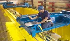 Diagnostics of the load-lifting equipmen