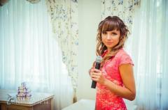 Ведущая ,тамада на свадьбу в Донецке