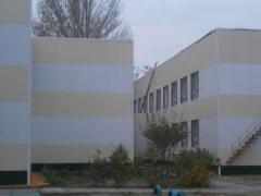 Утепление фасада (наружное)
