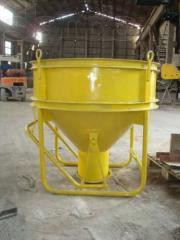 Бункер бетонной массы (ББМ)