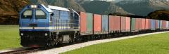 Railway cargo transportation